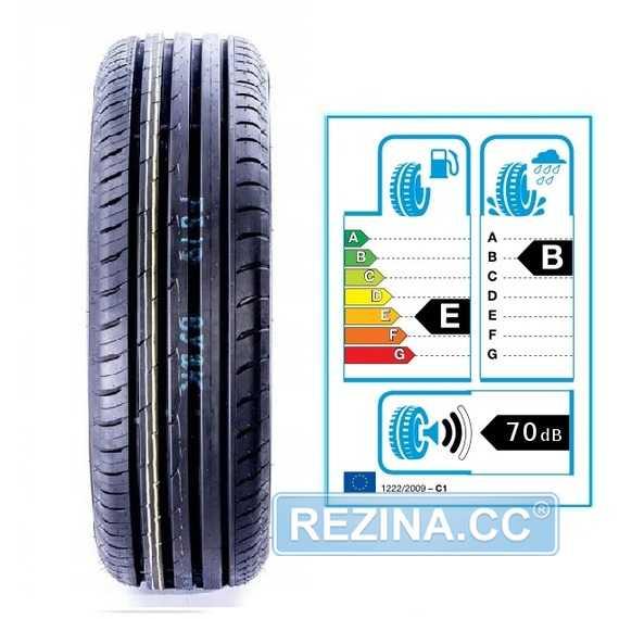 Летняя шина TOYO Proxes CF2 - rezina.cc