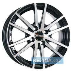 Купить TECHLINE Neo 344 BD R13 W5 PCD4x100 ET46 HUB67,1