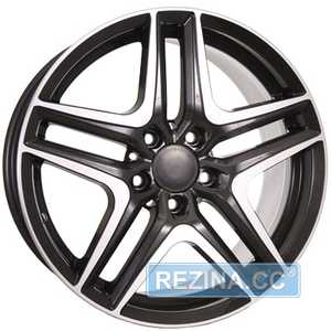 Купить TECHLINE 823 BD R18 W8 PCD5x112 ET40 DIA66.6