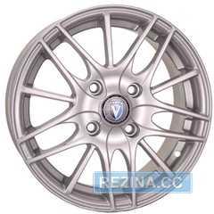 Купить TECHLINE TechLine 1406 V S R14 W5.5 PCD4x98 ET35 DIA58.6