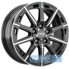 Купить RONAL R60 Blue JB-FC R16 W6.5 PCD5x112 ET45 DIA57.1