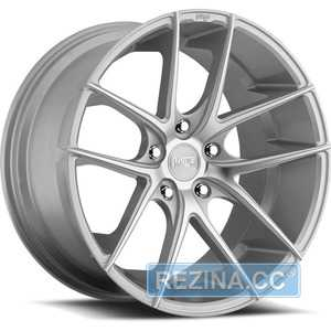 Купить Niche Targa Silver R20 W8.5 PCD5x120 ET35 DIA72.56