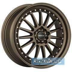 Легковой диск TENZO RACING Turismo Bronze - rezina.cc