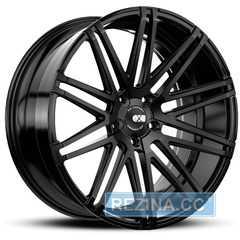 Купить XO LUXURY Milan Matte Black R20 W10 PCD5x120 ET42 DIA72.56