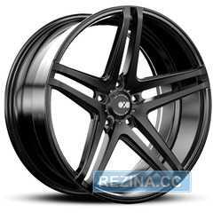 Купить Легковой диск XO LUXURY Caracas Matte Black R20 W10 PCD5x112 ET42 DIA66.6