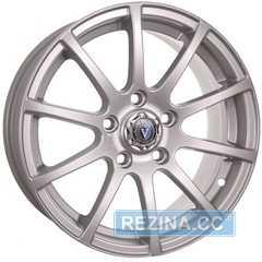 Купить TECHLINE VENTI 1603 S R16 W6.5 PCD4x100 ET37 DIA67.1