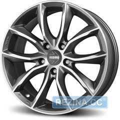 MOMO Screamjet EVO Anthracite Diamond Cut - rezina.cc