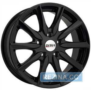 Купить DISLA Raptor 602 B R16 W7 PCD5x112 ET38 DIA57.1