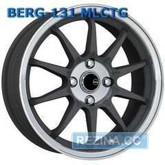 Легковой диск BERG 168 MLCTG - rezina.cc