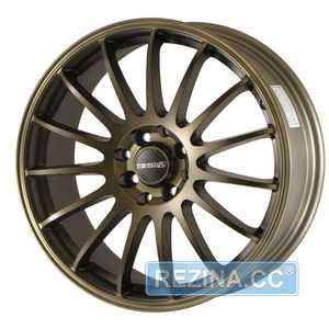 Купить Легковой диск INZI AONE XR-050 Matt Bronze R17 W7.5 PCD5x114.3 ET38 DIA73.1