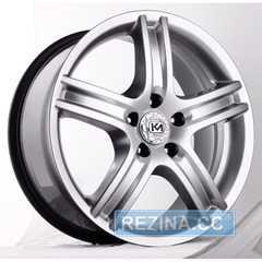 Купить KORMETAL KM 1016 H/B R16 W7 PCD5x120 ET40 DIA72.6