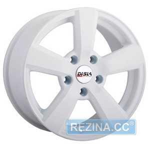 Купить DISLA Formula 603 W R16 W7 PCD5x120 ET38 DIA65.1