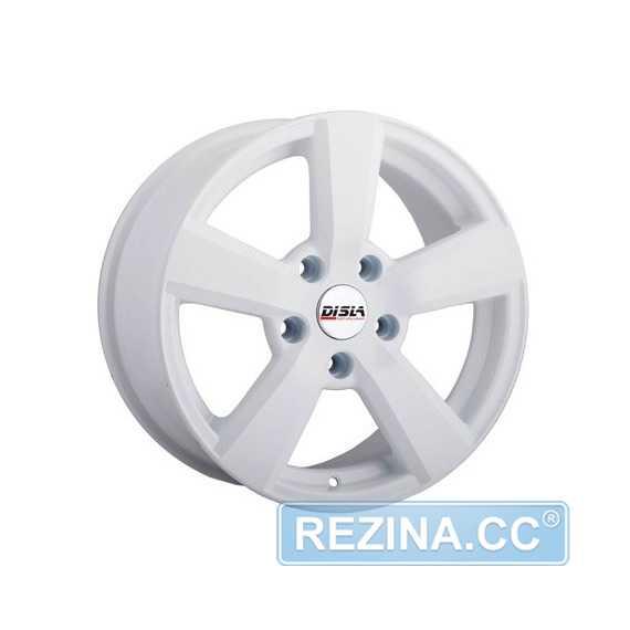 DISLA Formula 603 W - rezina.cc