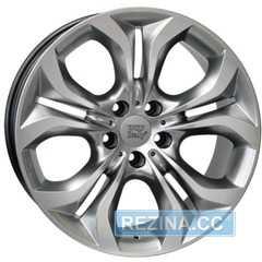 Купить Легковой диск WSP ITALY AURA W674 HYPER SILVER R18 W8 PCD5x120 ET43 DIA72.6