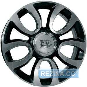 Купить Легковой диск WSP ITALY ERCOLANO W167 GLOSSY BLACK POLISHED R17 W7 PCD5x98 ET41 DIA58.1