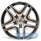 Купить WSP ITALY AMG NERO W766 AP R21 W10 PCD5x112 ET46 DIA66.6
