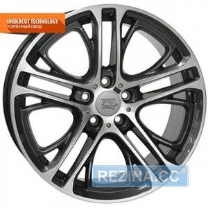 Купить Легковой диск WSP ITALY X3 XENIA W677 DIAMOND BLACK POLISHED R19 W8.5 PCD5x120 ET33 DIA72.6