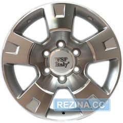 Купить Легковой диск WSP ITALY WSP ITALY NISSAN W1808 SALINA 4X4 NI08 SILVER POLISHED R17 W8 PCD6x139.7 ET10 DIA110.1