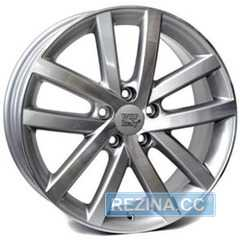 Купить WSP ITALY RHEIA W460 SILVER POLISHED R16 W6.5 PCD5x112 ET50 DIA57.1