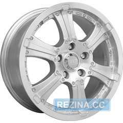 Легковой диск TG RACING LYN003 Silver - rezina.cc