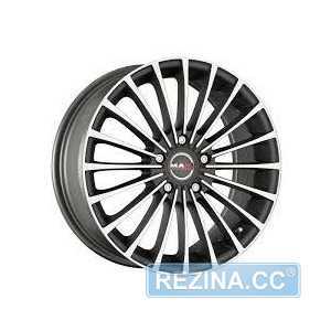 Купить MAK Corsa Ice Titan R16 W7 PCD4x114.3 ET40 DIA76
