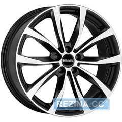 Купить MAK Wolf Black Mirror R16 W6.5 PCD5x112 ET42 DIA57.1