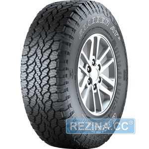 Купить Летняя шина GENERAL GRABBER AT3 285/60R18 116H