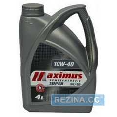 Моторное масло MAXIMUS Super - rezina.cc