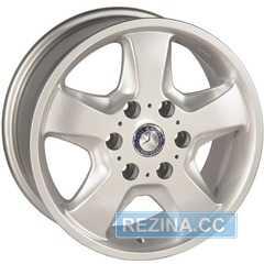 Легковой диск KFZ 16168 Mercedes Benz - rezina.cc
