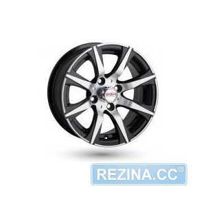 Купить DISLA CORSICA 313 BD R13 W5.5 PCD4x98 ET14 DIA58.6