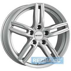 Купить ARBET 1 Silver R16 W6.5 PCD5x114.3 ET38 DIA72.6