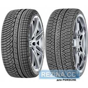 Купить Зимняя шина MICHELIN Pilot Alpin PA4 225/55R17 97H Run Flat