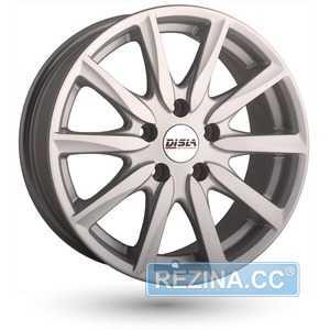 Купить DISLA Raptor 502 FS R15 W6.5 PCD4x100 ET35 DIA67.1