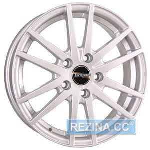 Купить Легковой диск TECHLINE 535 SL R15 W6 PCD4x100 ET45 DIA67.1