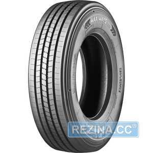 Купить Грузовая шина LASSA Maxiways 100S (рулевая) 235/75R17.5 132/130M
