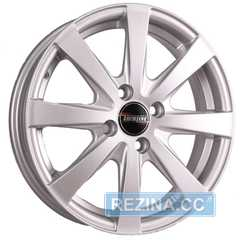 Купить TECHLINE 634 S R16 W6 PCD4x100 ET37 DIA60.1
