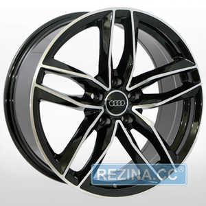Купить REPLICA AUDI BK690 BP R17 W7.5 PCD5x112 ET37 DIA66.6