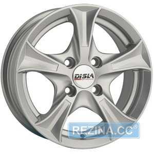 Купить DISLA Luxury 606 S R13 W5.5 PCD4x100 ET30 DIA67.1