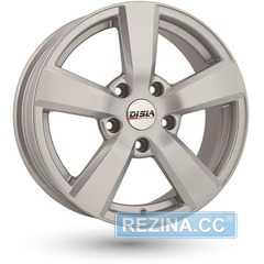 Купить DISLA Formula 603 S R15 W6.5 PCD5x114.3 ET35 DIA67.1