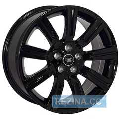 Купить Легковой диск KIDZZFARM TL9002 BLACK R20 W9.5 PCD5x120 ET50 DIA72.6