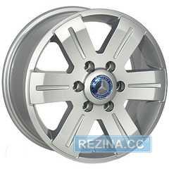 Легковой диск REPLICA MERCEDES BK562 S - rezina.cc