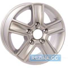 Легковой диск REPLICA FORD BK473 S - rezina.cc
