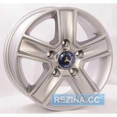 Купить ZW BK473 S R15 W6.5 PCD5x160 ET60 DIA65.1