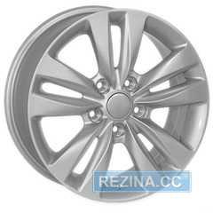 Легковой диск ZF TL0278NW S - rezina.cc