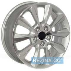 Легковой диск REPLICA HYUNDAI TL0176 SMF - rezina.cc