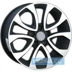 Купить Легковой диск REPLAY H51 BKF R16 W6.5 PCD5x114.3 ET45 DIA64.1