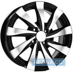 Легковой диск REPLAY TY251 BKF - rezina.cc