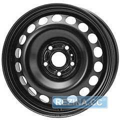 Купить Легковой диск ДОРОЖНАЯ КАРТА SKODA черный R15 W6 PCD5x112 ET47 DIA57.1
