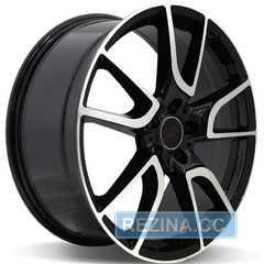 Купить Легковой диск REPLICA LegeArtis MR530 BKF R20 W8.5 PCD5x112 ET62 DIA66.6