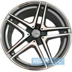 Купить Легковой диск REPLICA MR010 GMF R20 W8.5 PCD5x112 ET39 DIA66.6